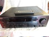 Kenwood KR-V7040 Dolby Pro Logic Surround Sound Receiver Remote Control Bundle